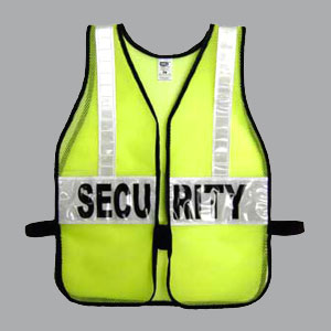 HV6016YW Yellow Specialty Vest with White